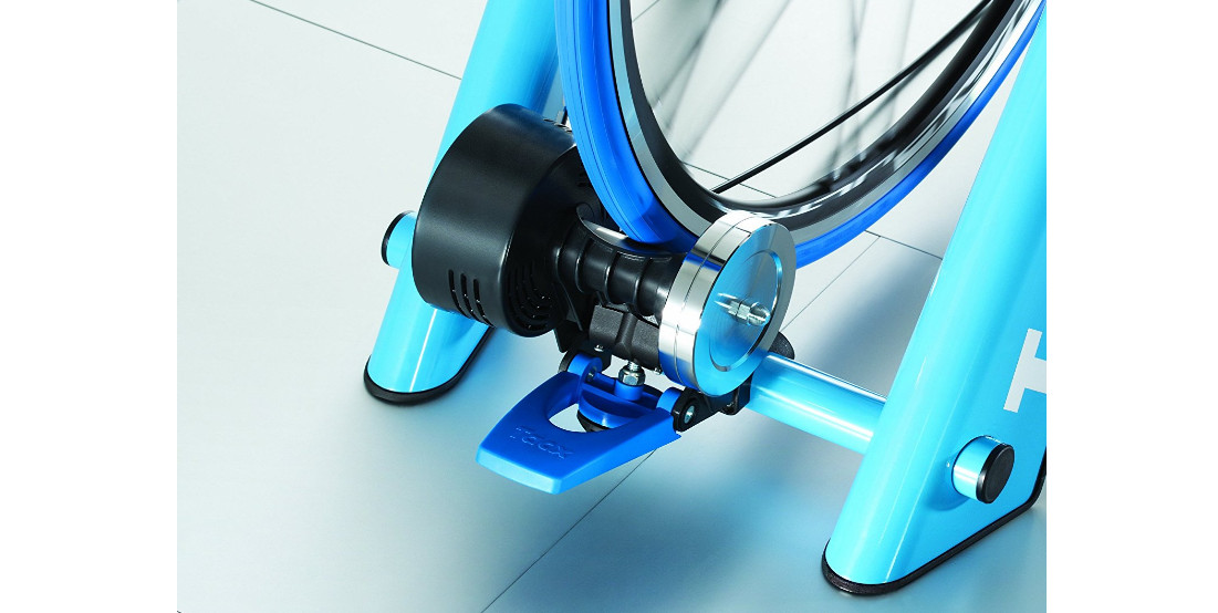 Tacx T2650 Blue Matic test