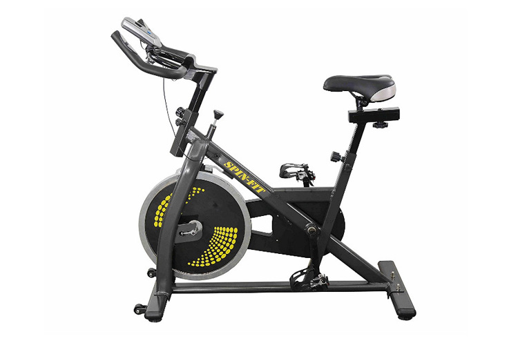 IQI Fitness Spin Fit test
