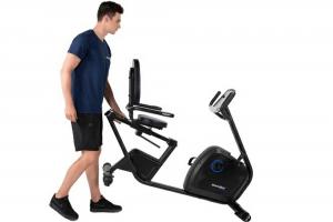 SKANDIKA-Logn-vélo-semi-allongé-fitness-équipement-sport-physique-cardio-vasculaire