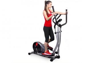 Sportstech CX608 : le vélo elliptique moyen de gamme ultra équipé